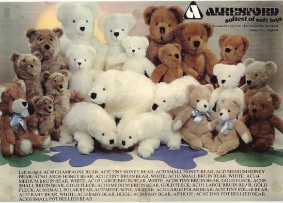 Alresford Catalogue